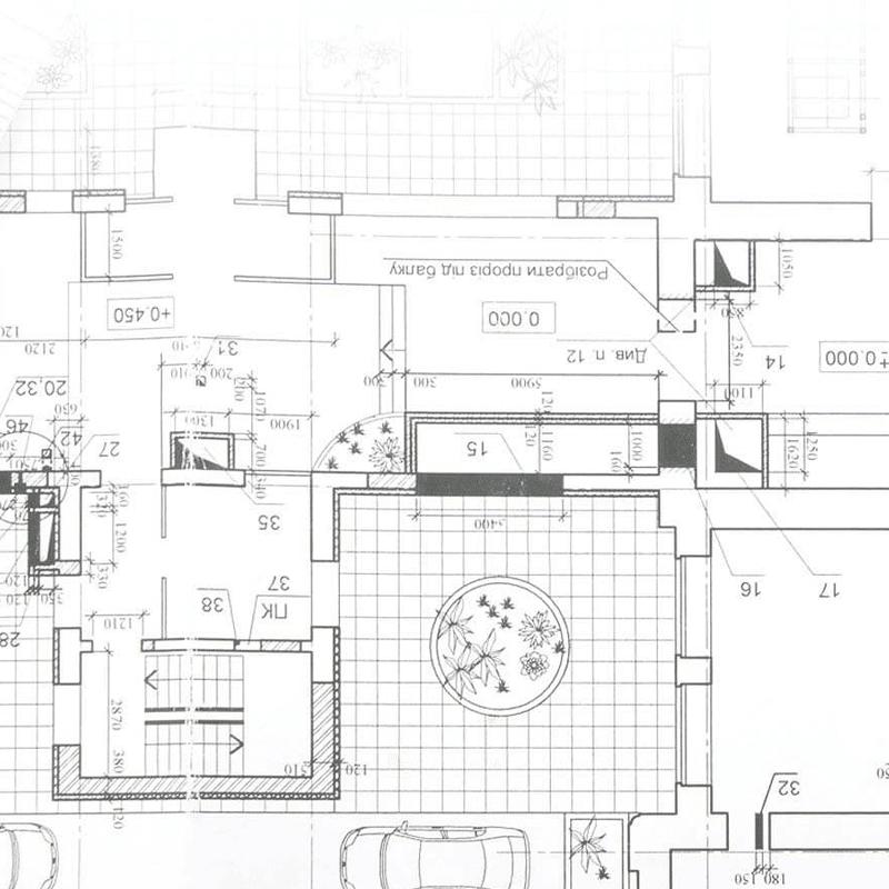 print black line cad drawings