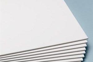 foam white stack-03 mounting board -printmydrawings